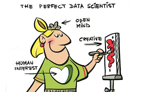 The perfect data scientist